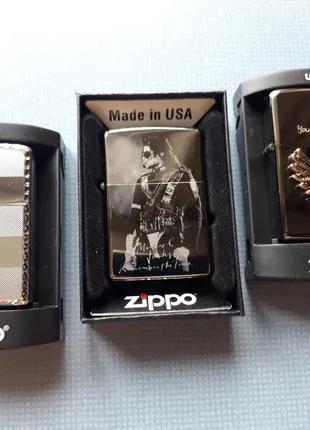 Зажигалка бензиновая ZIPPO, для ценителей и на подарок