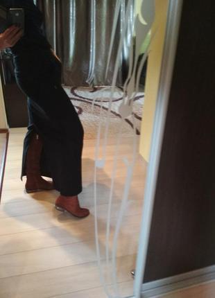 Супер макси юбка, qs, р. 40, м карманами