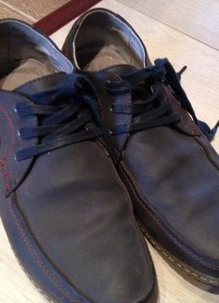 Туфли  мужские  подросток  р.39