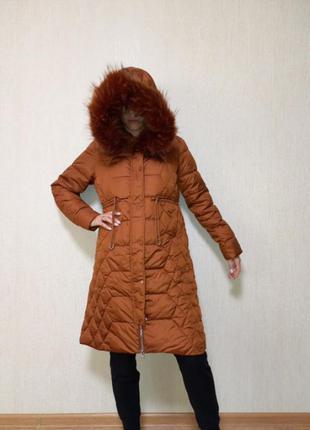 Пальто женское зима.  monte  cervino