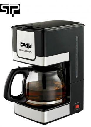 Капельная кофеварка DSP Kafe Filter KA-3024 800 Вт. DSP KA 3024