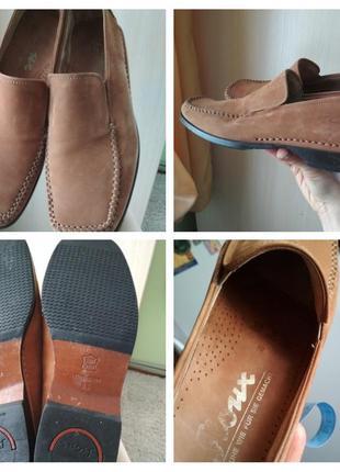 Шикарный мужские туфли, германия, ручная работа.