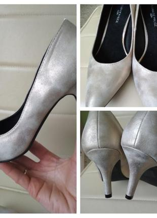 Шикарные туфли лодочки на среднем каблуке, grain de malice, фр...