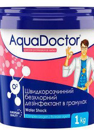 Дезинфекант на основе активного кислорода AquaDoctor Water Sho...