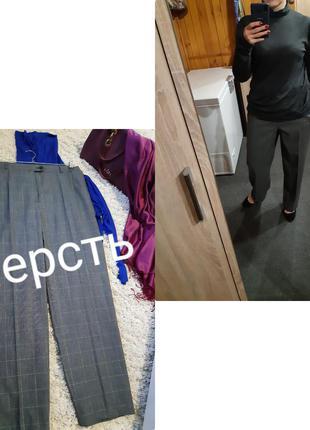 Актуальные брюки клетка, vivre, p. 44-46