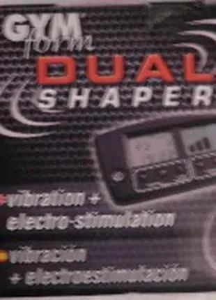 Массажный пояс Dual Shaper