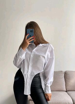 Рубашка коттон