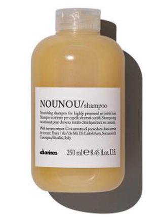 Питательный шампунь c экстрактом томата Davines Nounou Nourish