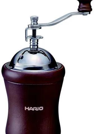 Кофемолка ручная Hario DOME с керамическими жерновами и регулиров