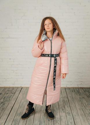 Пальто для дівчат