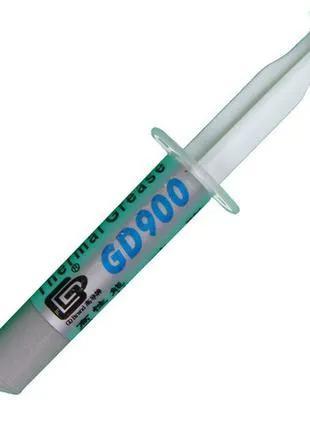Термопаста GD900 шприц 7г.