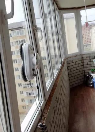 Робот пылесос мойщик окон CHOVERY, доставка бесплатно