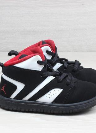 Детские кроссовки jordan оригинал, размер 25