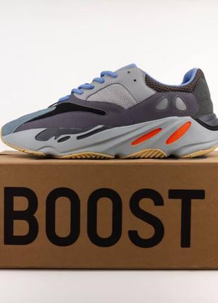 Adidas Yeezy Boost 700 Blue Gray