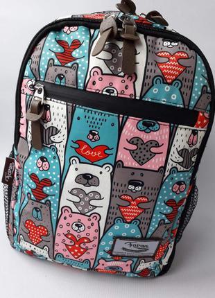 Стильный рюкзак, небольшой рюкзак