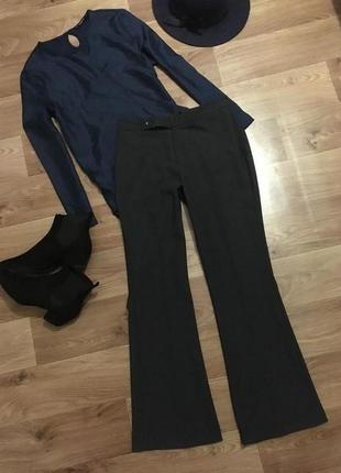 Стильные фирменные штаны брюки со стрелками mexx pp 36/s
