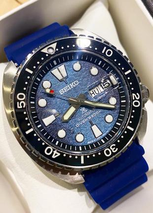 Часы SEIKO Dark Manta Ray SRPF77K1