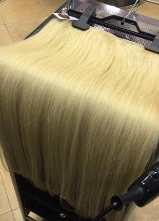 Продажа НАТУРАЛЬНЫХ Волос на заколкаж