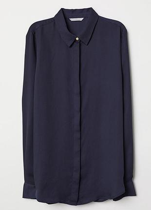 Блузка с длинным рукавом h&m