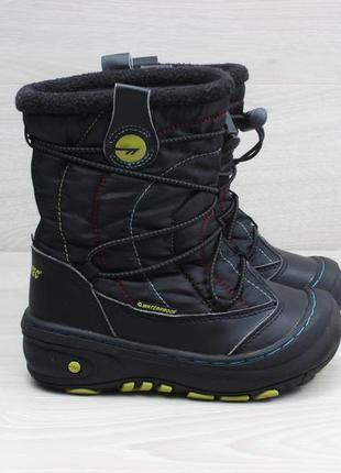 Детские зимние сапоги / ботинки hi-tec waterproof, размер 29