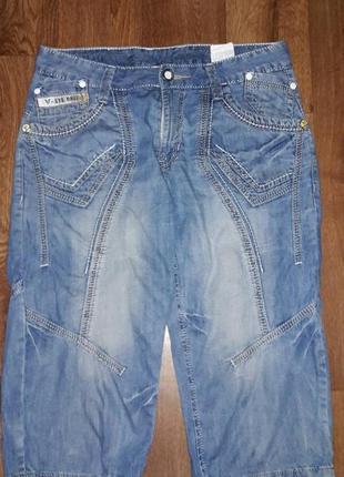 🔥🔥🔥стильные мужские джинсовые бриджи, шорты varxdar🔥🔥🔥