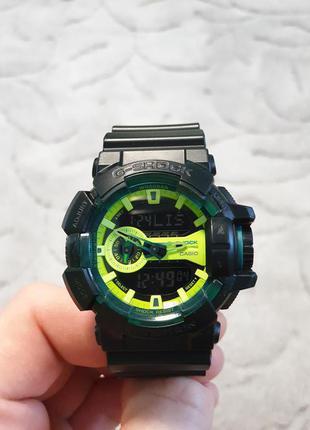 Мужские часы Casio GA-400LY-1AER