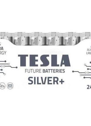 """Батарейки """"TESLA AA: SILVER+, 24 шт"""