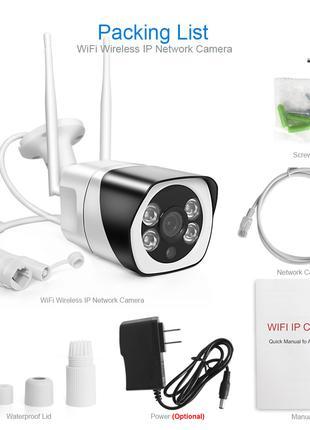 IP камера Unitoptek XMW-B42-2MP 1080P.