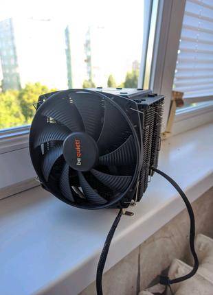 Топовое охлаждение AMD Be quiet Dark Rock Pro 3