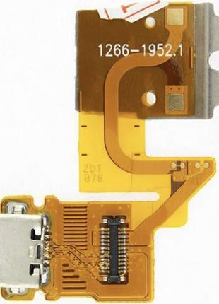 Шлейф для планшета Sony Xperia Tablet Z1 с разъемом зарядки