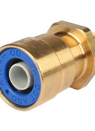 Соединитель прямой ø10mm m12*1.5mm
