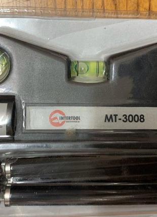 Уровень лазерный Intertool MT - 3008, на штативе