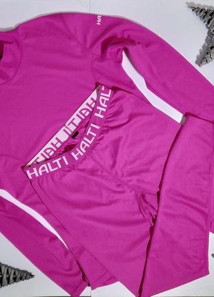 Комплект термобелья halti  halti prime w set для активного отдыха