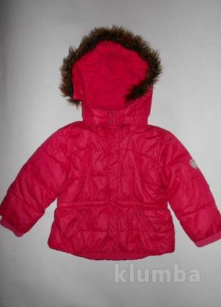Куртка демисезонная gap 2-3г