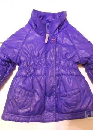 Демисезонная куртка 1-1,5годика - идеал