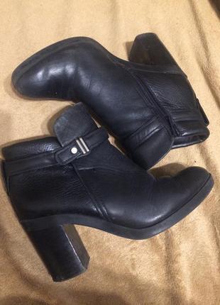 Insolia кожаные ботинки