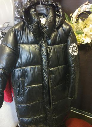 Женское дутое синтепоновое  пальто