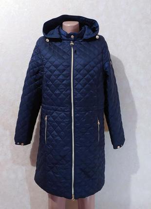 Женская тонкая удлиненная куртка германия