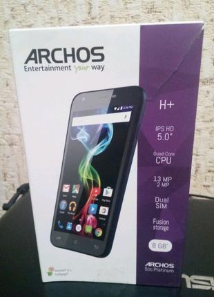 ARCHOS 50c Platinum