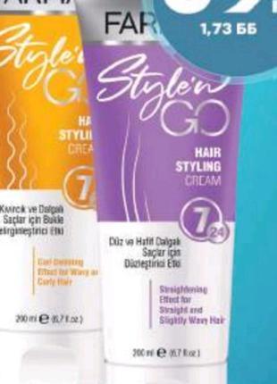 Стайлинг для волос стайлінг для волосся кучеряве волосся пряме...