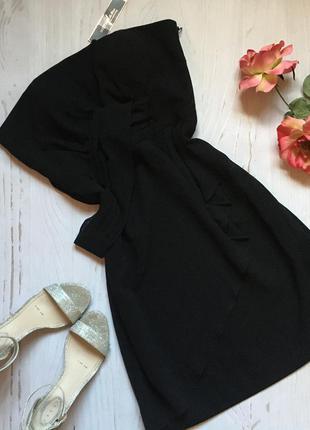 Новое чёрное платье (l)
