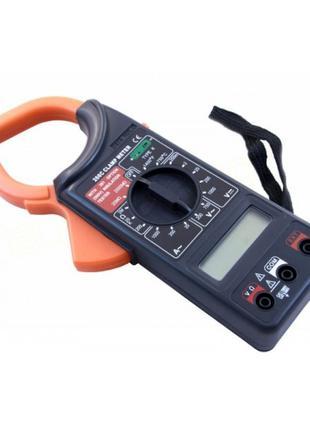 Мультиметр токоизмерительные клещи DT 266C MS