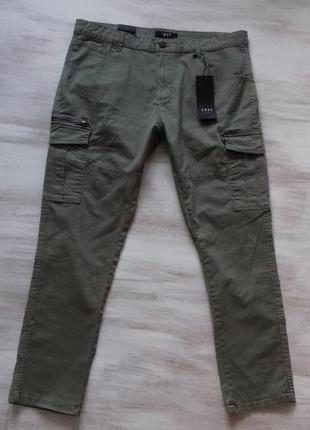 Новые джинсы smog xxl