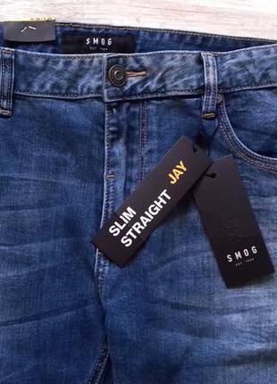 Новые джинсы smog