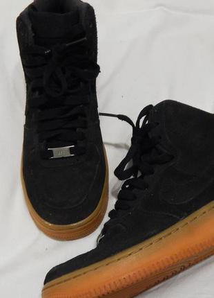 Ботинки мужские женские демисезонки кроссовки nike air