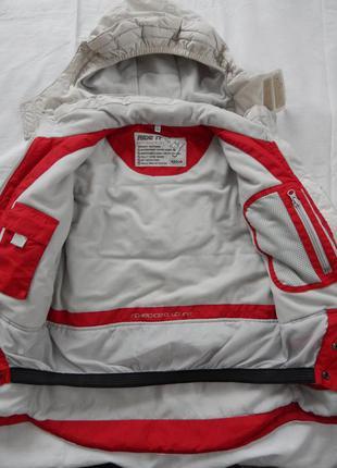 Дитяча лижна куртка, детская лыжная куртка сноубордическая