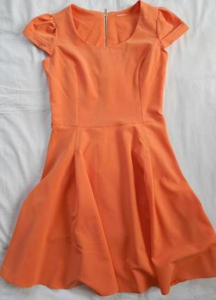 Легкое короткое платье сарафан легке коротке плаття