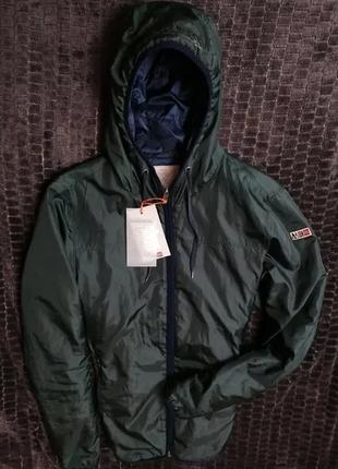 Куртка napapijri  анорак ветровка
