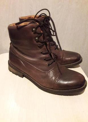 Шикарные ботинки.
