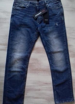 Новые джинсы smog straight